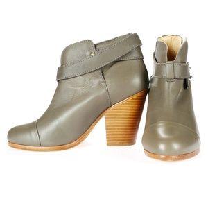Rag & Bone Taupe Harrow Boot - Size 6 - NEW